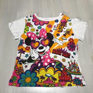 ディズニー(Disney)のディズニーTシャツ 100(Tシャツ/カットソー)
