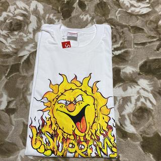 Supreme - 20aw Supreme sun tee tシャツ 太陽 サン m 白