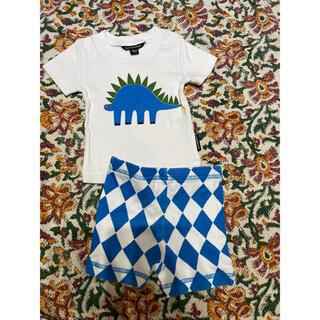marimekko - marimekko / Tシャツ / ショートパンツ