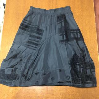 ヒロココシノ(HIROKO KOSHINO)の☆美品☆エイココンドウのスカート(ひざ丈スカート)