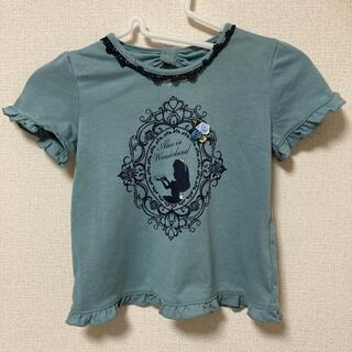 ディズニー(Disney)のAlice in Wonderland  Tシャツ  120cm(Tシャツ/カットソー)