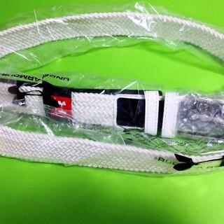 UNDER ARMOUR - アンダーアーマー ブレイド2.0 メンズ ベルト 34サイズ 新品未開封 ホワイ