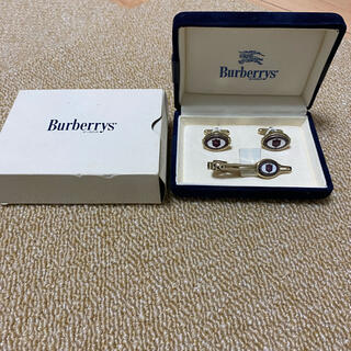 バーバリー(BURBERRY)のバーバリー Burberrys ネクタイピン、カフスボタン(ネクタイピン)