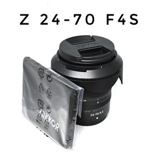 Nikon - ニコン Nikon Z 24-70mm F4 S レンズフィルター付