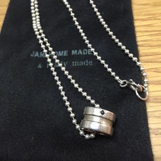 ジャムホームメイドアンドレディメイド(JAM HOME MADE & ready made)の★裕様専用★JAM HOME MADE ブラックダイヤネックレス(ネックレス)