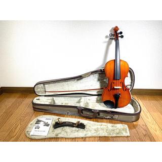 スズキ(スズキ)のSUZUKI 大人用バイオリン NO.200 4/4サイズ 2001年製(ヴァイオリン)