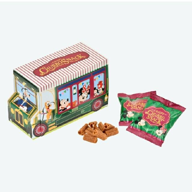 Disney(ディズニー)の東京ディズニーリゾート限定品 お菓子 チュロススナック エンタメ/ホビーのおもちゃ/ぬいぐるみ(キャラクターグッズ)の商品写真