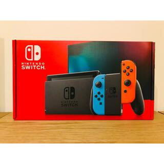Nintendo Switch - 【新品・未開封】ニンテンドースイッチ 本体 ネオン
