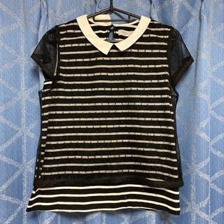 アンティローザ(Auntie Rosa)のAuntle Rosa トップス(Tシャツ)(Tシャツ(半袖/袖なし))