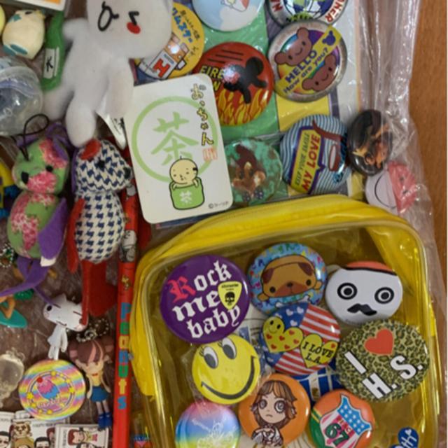 おもちゃ ノベルティ 付録 アミューズメント品 大量まとめ売り レトロ 平成 エンタメ/ホビーのおもちゃ/ぬいぐるみ(キャラクターグッズ)の商品写真