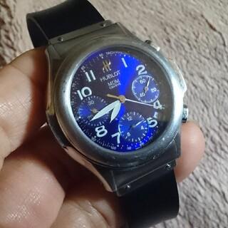 ウブロ(HUBLOT)のHUBLOT ウブロ MDM エレガント1810.1 クロノグラフ自動巻き(腕時計(アナログ))