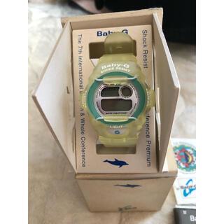 Baby-G - BABY-G時計 1998イルクジモデル