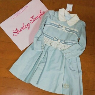 Shirley Temple - 新品 シャーリーテンプル セレモニー ワンピース 130