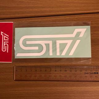 スバル - STI スバル ステッカー