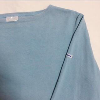 オーシバル(ORCIVAL)のORCIVAL カットソー Size4(Tシャツ/カットソー(七分/長袖))
