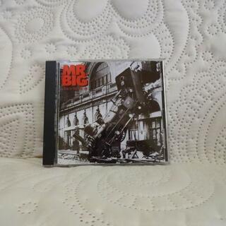 MR.BIGミスター・ビッグ/Lean Into It CD 輸入盤