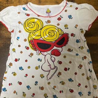 ヒステリックミニ(HYSTERIC MINI)のヒスミニ Tシャツ 90(Tシャツ/カットソー)