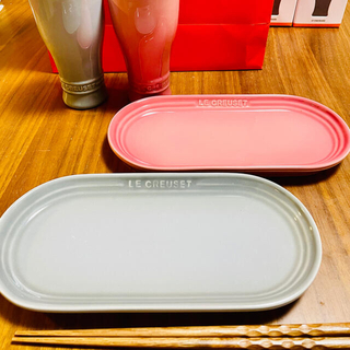 LE CREUSET - 新品未使用 ル・クルーゼ プレートペアセット
