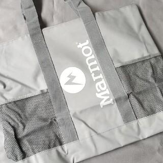MARMOT - Marmot 特大保冷・保温トートバッグMonoMax 付録