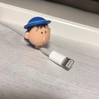 ケーブルマスコット クレヨンしんちゃん