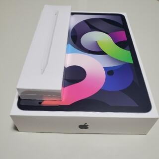 iPad - iPad Air 4 + Apple Pencil セット 新品未使用