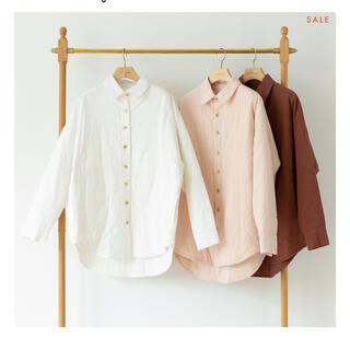 SeaRoomlynn - シールームリン キルティングシャツジャケット ホワイト