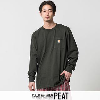 カーハート(carhartt)の新品 カーハート 長袖ロンT(Tシャツ/カットソー(七分/長袖))