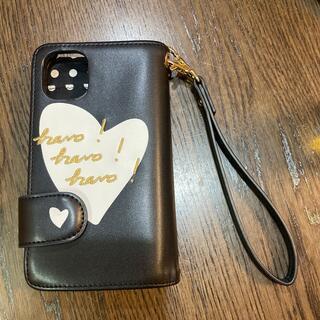 agnes b. - [美品]アニエス・ベーiPhone11 手帳型スマホケース