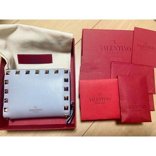 VALENTINO - VALENTINO ヴァレンティノ 2つ折り財布