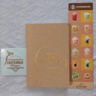 スターバックスコーヒー(Starbucks Coffee)のStarbucks coffee passport(ノート/メモ帳/ふせん)