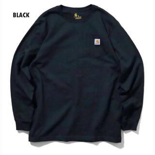 カーハート(carhartt)の新品!カーハート 長袖 ロンT(Tシャツ/カットソー(七分/長袖))