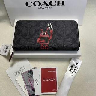 コーチ(COACH)の新品未使用 COACH コーチ 長財布 F87105(その他)