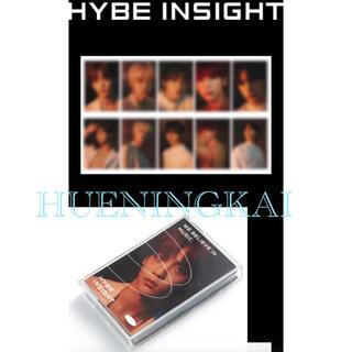 HYBE INSIGHT 公式商品 Photocard txt ヒュニン トレカ(アイドルグッズ)