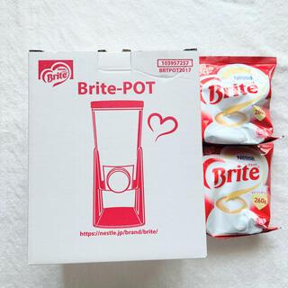 ネスレ(Nestle)の新品⭐︎ネスレ ブライトポット&ブライト260g 2袋(コーヒー)