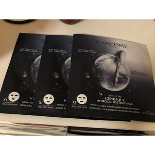 ランコム(LANCOME)のランコム ハイドロジェル メルティングマスク 3枚(パック/フェイスマスク)