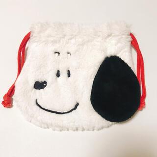 スヌーピー(SNOOPY)のスヌーピー  巾着(キャラクターグッズ)