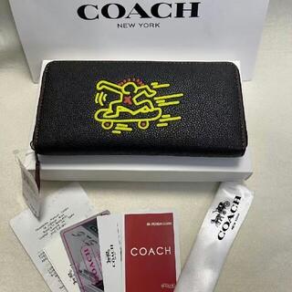 コーチ(COACH)の新品未使用 COACH コーチ 長財布 F87107(その他)