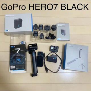 ゴープロ(GoPro)のSDカード付きgopro HERO7 black(コンパクトデジタルカメラ)