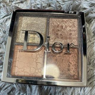 Christian Dior - ディオール バックステージ フェイスグロウパレット 02