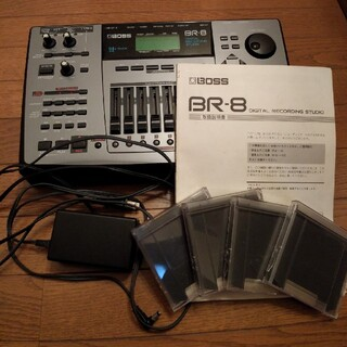 ボス(BOSS)のboss br-8 digital recording studio(エフェクター)
