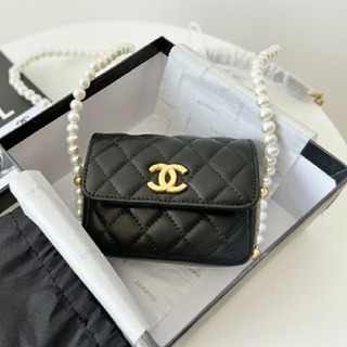 ChaneL 超美品 綺麗 ショルダーバッグ ハンドバッグ