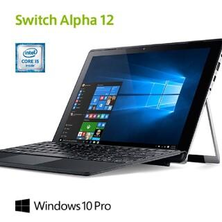 エイサー(Acer)のACER Switch Alpha12  メモリ 4GB/ SSD256GB (ノートPC)