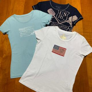 POLO RALPH LAUREN - POLO JEANS Tシャツ 3枚