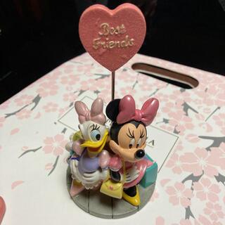 Disney - ディズニー ミニー デイジー フォトホルダー