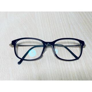 ゾフ(Zoff)のミッキーモチーフ黒縁眼鏡(サングラス/メガネ)