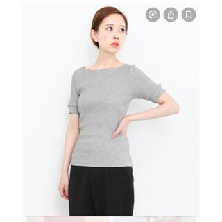 ケービーエフ(KBF)のKBF お洒落 リブ 半袖 (Tシャツ(半袖/袖なし))