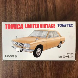 TOMYTEC【新品】トミカリミテッド ビンテージ 日産 ローレル