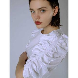 celine - celine セリーヌ フィービー期 ブラウス ホワイト 36