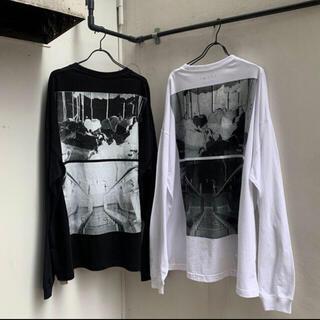 アリシアスタン(ALEXIA STAM)のjuemi ロンT ホワイト 完売品(Tシャツ(長袖/七分))
