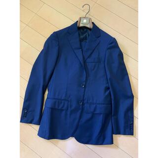 エディフィス(EDIFICE)のEDIFICE スーツ 伊REDA  ICECENSE 背抜き 青系紺  42(セットアップ)